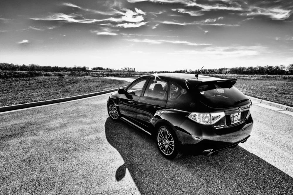 11 WRX Hatch