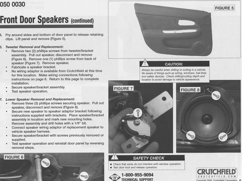 07 wrx front speaker 0002