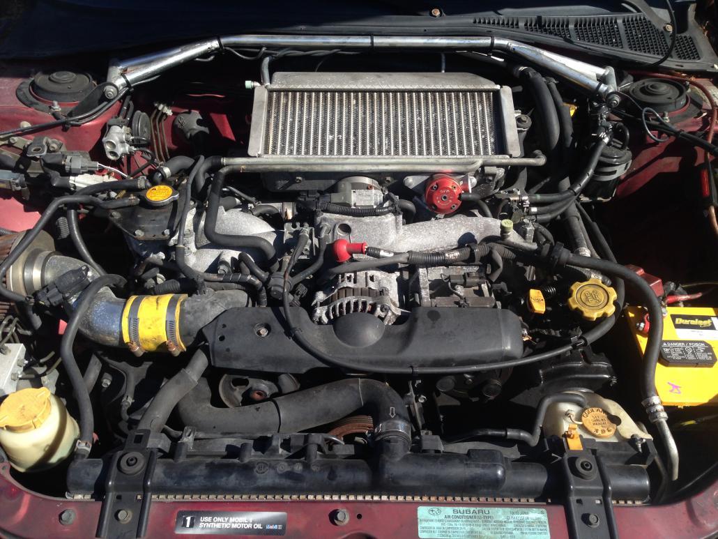 2002 wrx 2.0 motor
