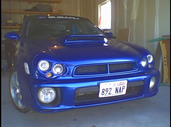 wrx Front