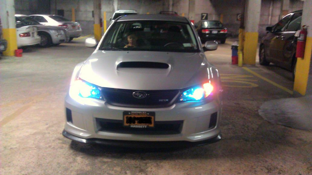 wrx in light