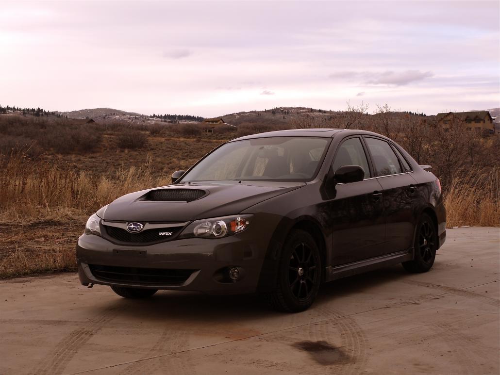 Moody pic. Love my car, etc.....