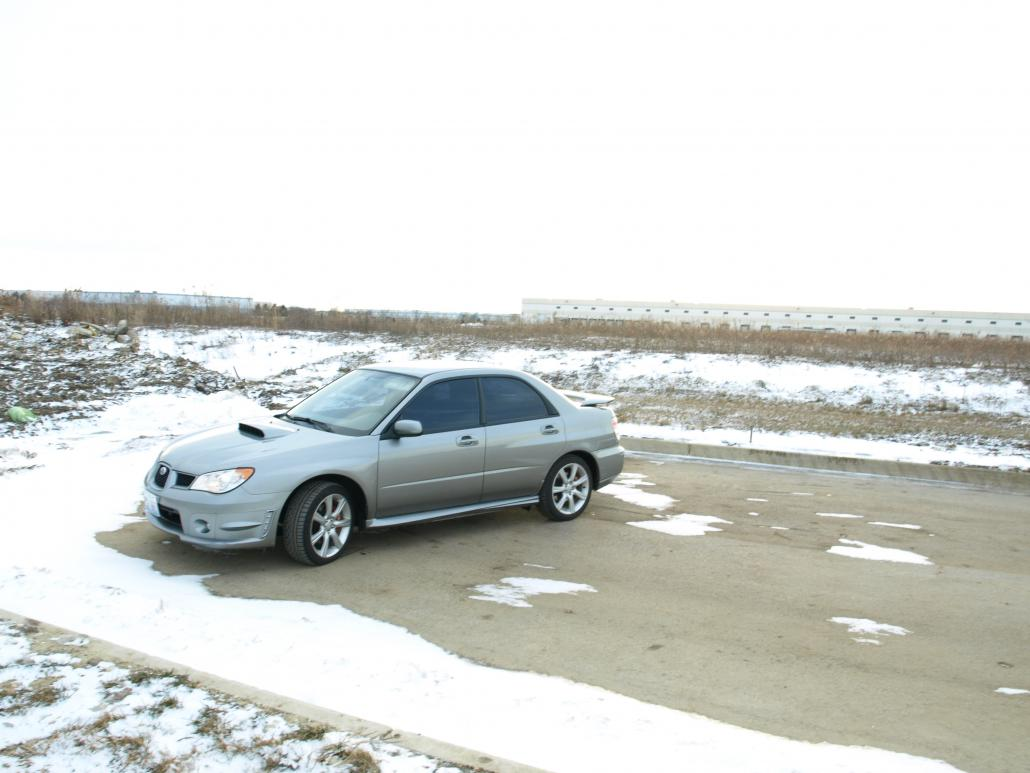 UGM 07 WRX 230 HP all stock
