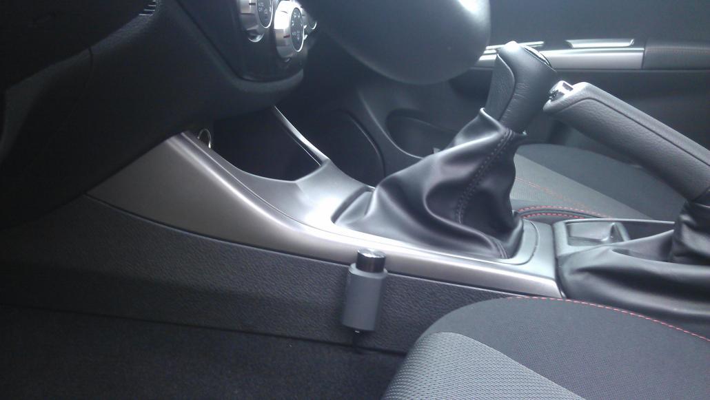 Sub Under Seat