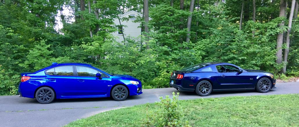 2017 Wrx Vs Mustang Gt S197 Comparable Trim Price Points