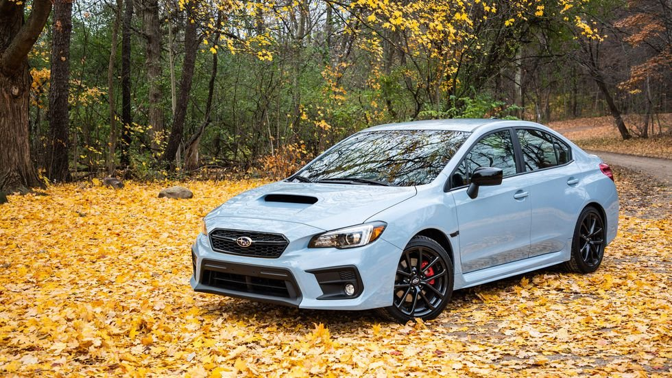 Showcase cover image for Fall WRX