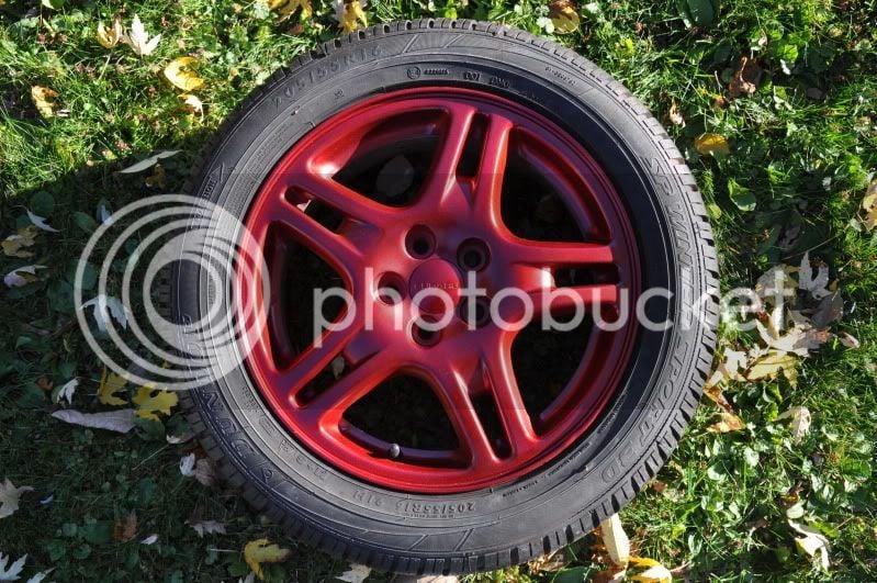 Clear coat on painted wheels | ClubWRX Forum